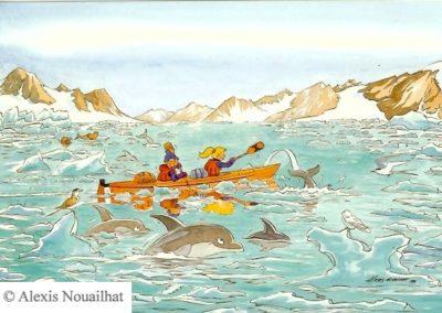 les petits explorateurs polaires