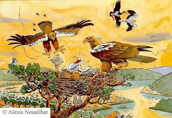 les aigles ibériques
