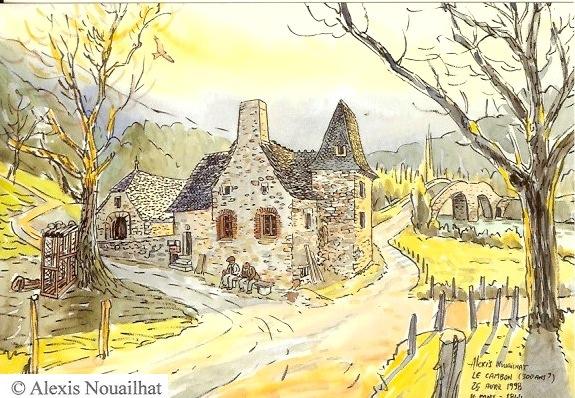 Cambon Aveyron