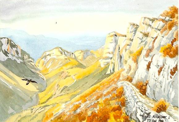 le pas de l'Allier Drôme