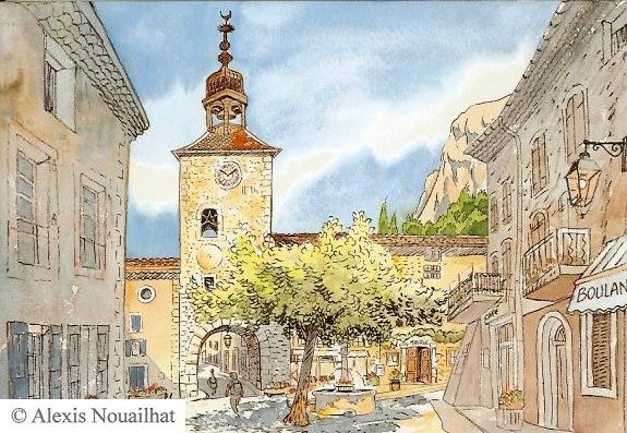 Chatillon en Diois Drôme