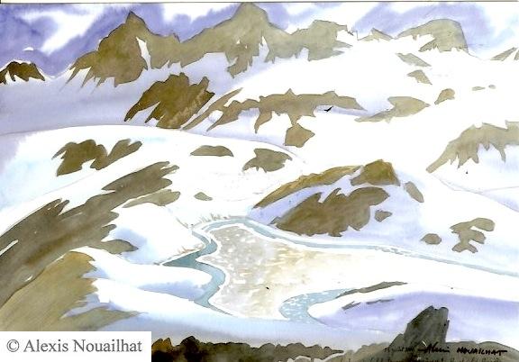 lacs de Crupillouse Champoléon