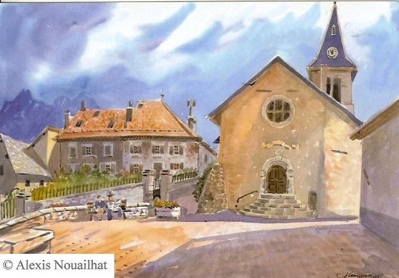 St Bonnet en Champsaur