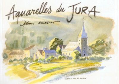 aquarelle Jura