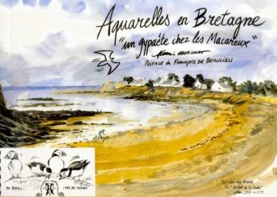 aquarelle Bretagne