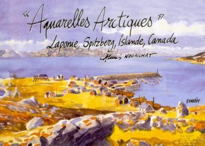 aquarelle Arctique