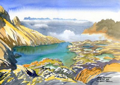 Le Lac David
