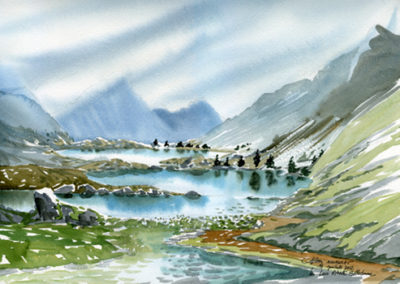 Les Lacs Robert
