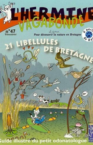 L'hermine vagabonde de l'association Bretagne Vivante.