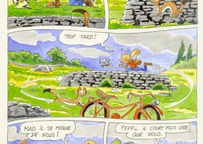 illustration bande dessinée