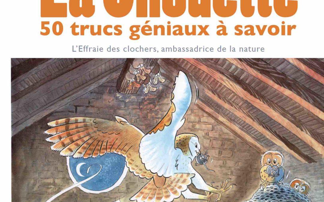 La chouette effraie pour l'Université de Lausanne